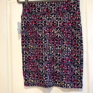 NWT LuLaRoe Cassie skirt in purple